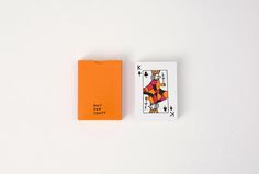 David Shrigley Painted Playing Cards