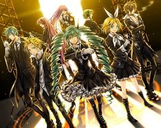 Is Vocaloid an Anime? Are there anime or manga series based on Vocaloid. Find out by visiting the article/lens.