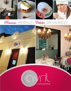AVRIL Cocina Personal   Carrera 6 # 2-103 San antonio, 572 Cali, Colombia