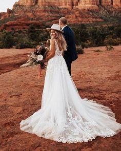 A-Line Wedding Dresses 2020/2021 Collections Overview ❤ a line wedding dresses low back lace rustic country morilee #weddingforward #wedding #bride