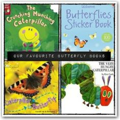 books about butterflies for children