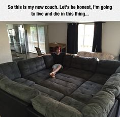 The Couch Of My Dreams