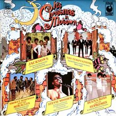 VARIOUS ARTISTS - It's Christmas In Motown (Music For Pleasure SPR 90010) Vinyl | Music
