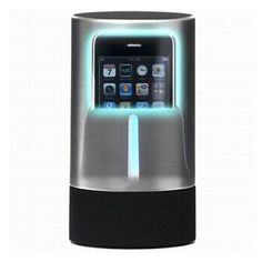UV Light Sterilizer Cell Phone iPod iPhone ear bud Sanitizer - Keeps Electronic Devices Germ Free!