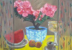 Pintores de nuestro estudio: María Oses