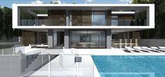 Baugrundstück in Puerto Andratx mit Baugenehmigung in der Cala Llamp Style At Home, Cala, Luxury Estate, Mansions, House Styles, Outdoor Decor, Home Decor, Modern