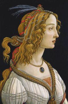 Most Famous Portrait Paintings | Famous Renaissance portraits by artists including Donatello, Filippo ...
