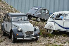 Citroën 2CV à la Bourse de l'Aigle. Reportage : http://newsdanciennes.com/2016/10/19/19e-bourse-de-laigle-des-tractions-des-collectionneurs-et-des-tracteurs/