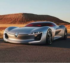Renault Tresor-Вот это я называю Искусство и насколько возможно в одном автомобиле , собраны всё самое лучшее, из наук что человек смог достичь!!!!! Браво!