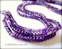 New Lower Price AAA Brazilian Medium Purple by CraftyMothers