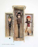 Assemblage: Tool Triptych by *bugatha1 on deviantART