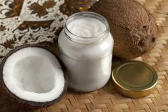 ** Applying Coconut Oil to Your Skin Can Moisturize It and Help With Healing