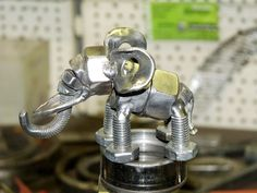 elephant from the nuts and bolts