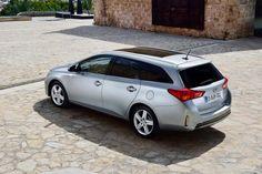 #Toyota #Auris Touring Sports