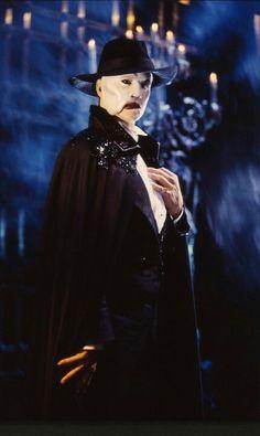 The Phantom his amazing