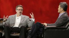 CES: 'Breaking Bad's' Vince Gilligan and Sony Pictures' Michael Lynton Talk Content's Future