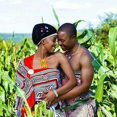 LATEST WEDDING TSWANA SHWESHWE DRESSES COUPLES WILL LOVE African Fashion Skirts, South African Fashion, African Fashion Designers, Zulu Wedding, Shweshwe Dresses, African Traditional Dresses, African Culture, African Design, African Women