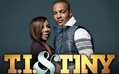 TI & Tiny: The Family Hustle on VH1