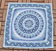 Large Mandala Square