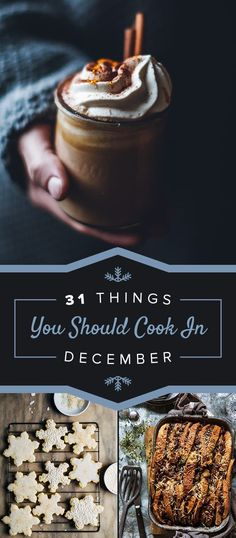 31 Super Comforting Recipes To Try In December