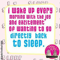 truly! this is ME! i'm the biggest PRO!  LMAO! #humor #funny #laughing #queensofsass #sleep #quotes