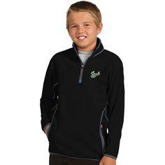 South Florida Bulls Antigua Youth Ice Quarter-Zip Jacket - Black - $44.99