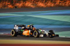 """Sergio """"Checo"""" Perez (Mex) GP Bahrain 2014"""