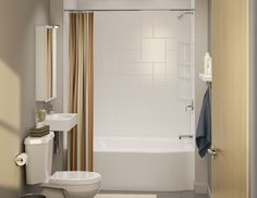 At Bath Fitter®, we are committed to making  your bathroom renovation an easy, simple,  and enjoyable experience.  Call (604) 419-4199 Mon - Sat 8:00am to 5:00pm or visit us at www.bathfittervancouver.com