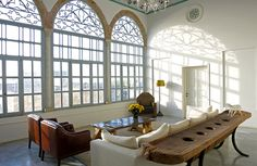 Salon at The Efendi Hotel - The Efendi Hotel © Andrew Harper via @harpertravel