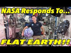 NASA Responds to FLAT EARTH!! (NASA Desperately ENFORCES THE GLOBE!!) | ...