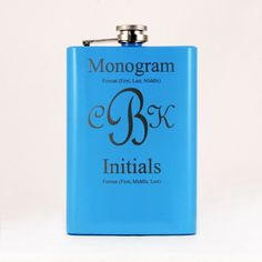@ShopAndThinkBig.com - This 8oz stainless steel polished powder coated flask is a great buy! The sturdy design, screw down cap, smooth and shiny surface and thick powder coating combine to make this a high quality buy at a super low price. This unique drinking flask sports a durable baby blue coating that not only looks great but adds durability and style! When you need to shop for hip flasks shop at our store ……