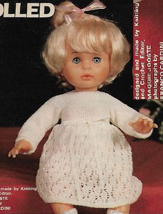 Dolled Up, pattern from Your Family, December Sindy doll pattern not shown. Sindy Doll, Dolls, Doll Outfits, No One Loves Me, Clothing Patterns, Larger, Doll Clothes, Print Patterns, First Love