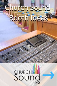 16 Best Church Sound Booths images in 2019 | Church building, Church