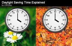 Zeitumstellung / Zeitzonen
