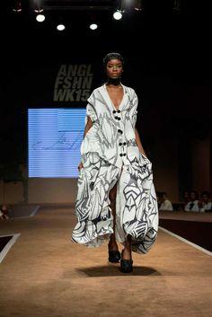 Angola Fashion Week 2015 – Lino Villaventura Brazilian designer
