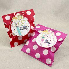 Write Your Mom: PTI MIM Valentines - Kiddo Treat Bags