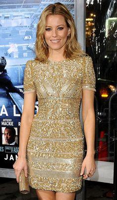 Elizabeth Banks, we kennen haar natuurlijk van The Hunger Games, The Lego Movie, Walk of Shame en niet vergeten Pitch Perfect.