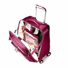 Samsonite Hyperspace Spinner Boarding Bag #luggage #suitcase