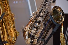 NAMM SHOW Display - Keilwerth Saxophones - Tenor Sax