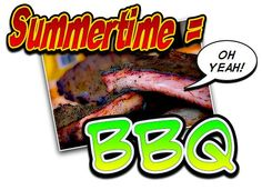 bbq -teaching science with this food!