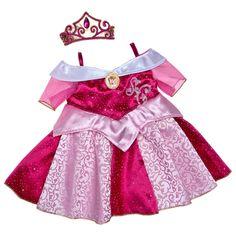 Sleeping Beauty Costume 2 pc. - Build-A-Bear Workshop US