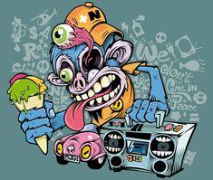 vectornet-niark1-04.jpg (620×524) #skateboardingshirt