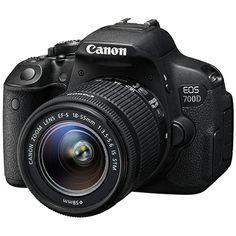 Canon EOS 700D : Test complet