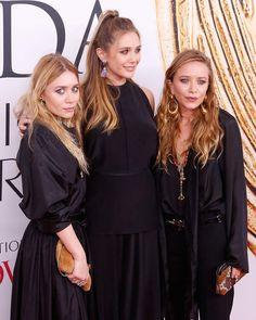 CFDA Fashion Awards : Ah bah non en fait c'est les sœurs Olsen !