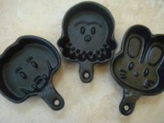 Hot cake pans