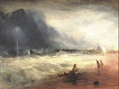 One of my favorite pieces of music: Benjamin Britten, Sea Interludes, 1, Dawn
