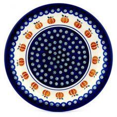 AND LOOK - Pumpkins too!!! Polish Pottery #256A Zaklady Ceramiczne, Boleslawiec Pattern P3782A