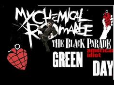 Green Day VS My Chemical Romance Welcome To The Suburbia - YouTube