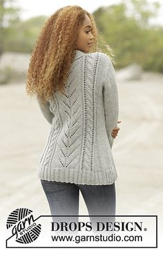Ravelry: 173-22 Arrowhead pattern by DROPS design