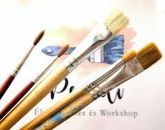 Pemzli élményfestés és workshop Office Supplies